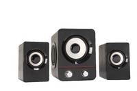 2.1 active speaker with subwoofer for home theater with usb