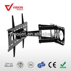 32~65 inch Full Motion 180 degrees swivel 32 inch TV Bracket Wall Mount VM-P15 B-02