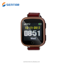 Senior / Elderly GPS Watch Phone with Android IOS APP for Tracking