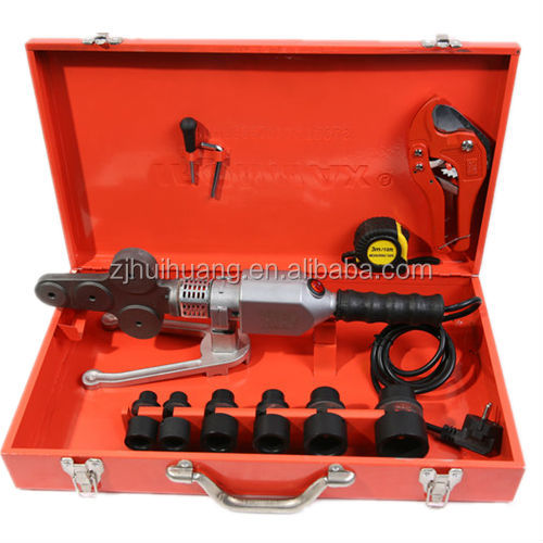 CF40-6-A PPR Socket Welder with DIgital Gray Welding Machine set