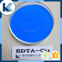 Export Fertilizer Grade copper disodium EDTA Cu