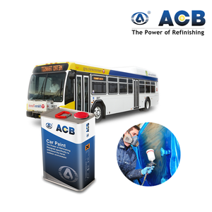 ACB auto refinish paint automotive paint car clear coat