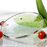 High Quality Cooking Pots Clear Glass Lid/Cover