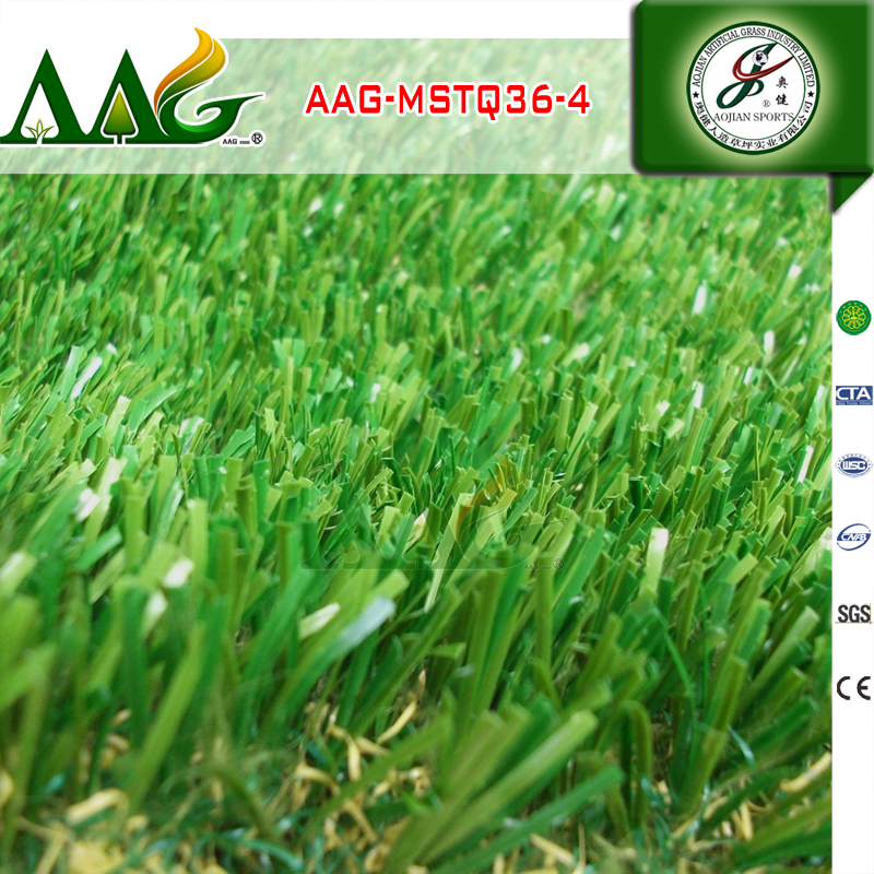 Cheap football turf Non Infill Artificial Grass Carpets