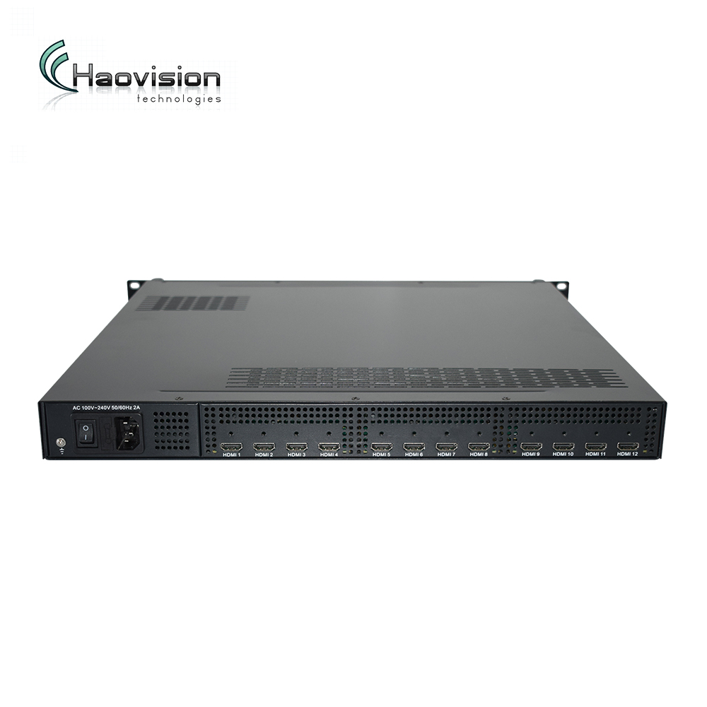 Small cable tv system all in one device MSM623 hd mi to dvb-t modulator up to 12 channels