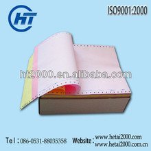 High Quality 3-ply Bill Receipt Book Printing Paper