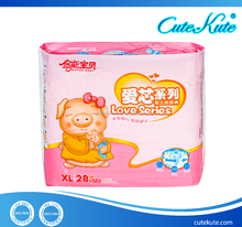 Economic High Quality cotton Baby Diaper Manufacture