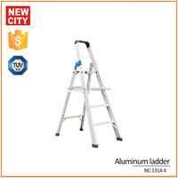 High quality and low price metal loft ladder aluminium