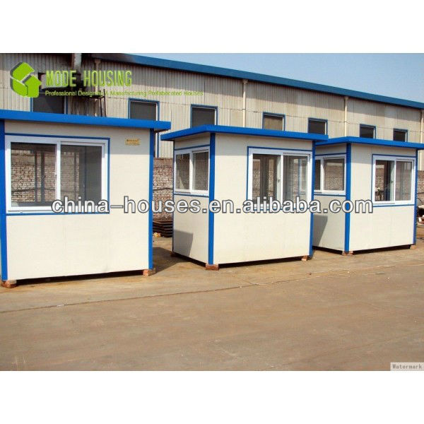 LUXURY PREFABRICATED HOUSE FOR SENTRY BOX/SHOP/CLINIC/TOILET