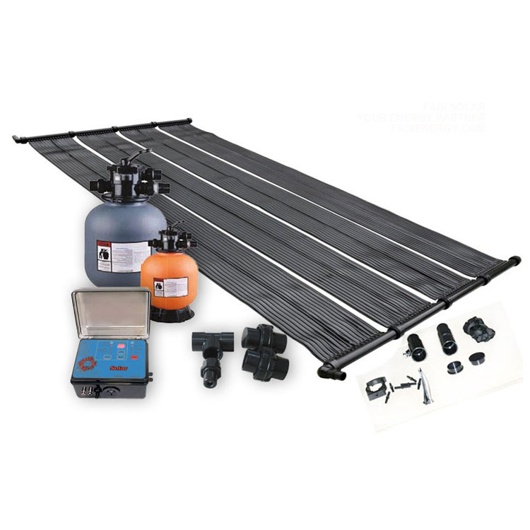 Swimming Pool Solar Water Heater Collector