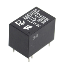 4100F Relays Units Produced LU-<strong>12</strong> 12VDC 6 Pin Conversion Type