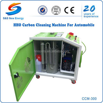 HHO generator diesel engine cleaning machine hho generator for car
