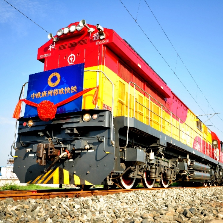 Alibaba Top Supplier Railway Express freight forwarder china to euro -skype:joelim37