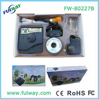 Rechargeable Electronic Dog Collar Fence System