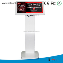 Interactive advertising touch, desktop ad wifi media server player, internet kiosk