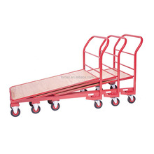 Durable hand trolley push cart