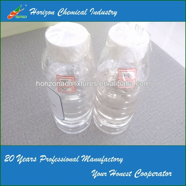 Multifunctional Chemical TIPA Used as cement additives, Cosmetics emulsifier