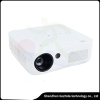 Factory price 500 lumens mini projector 100% offerset with 4GB Internal Memory