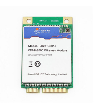 USR-G301c 3G Module CDMA2000 1xEV-DO Revision 0 and A Network