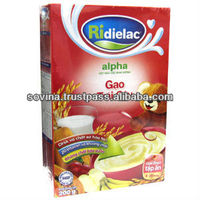 Cereal Powder ridielac rice and fruit pap 200gr box