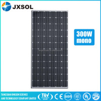 Chinese top supplier direct supply cheapest price 300w mono solar panel with full certificates