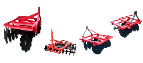 Ploug machine tractor harrow heavy disc harrow