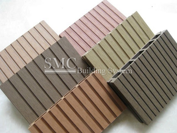 Wood Plastic Composite Roof Tile