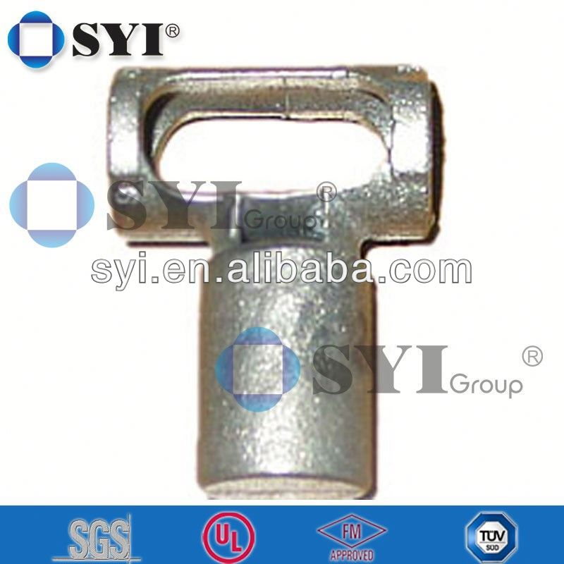 hot investment casting of railway wagon - SYI Group