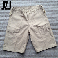 2016 new arrival army casual loose vintage camo shorts