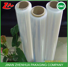 high quality durable lldpe stretch film pallet wrap plastic packaging film antirust stretch film