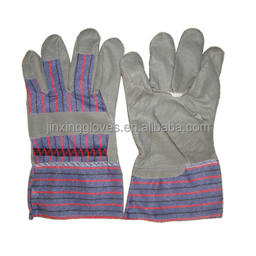 PVC industrial packing gloves