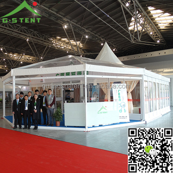 GSLZ-10E octagonal outdoor canopy marquees and party tents