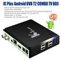 2016 KI plus amlogic s905 1GB 8GB 4K receiver android ott dvb t2 tv box