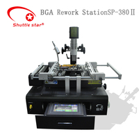 BGA rework station Maintainance System plc controller with Touch Screen and Vacuum Pump (RW-sp380II)