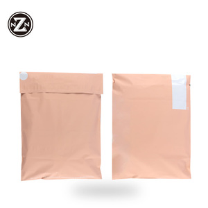eco friendly custom printed poly mailers envelope plastic packaging bag for clothing