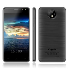 Hot Selling New Design Cagabi ONE 5inch RAM 1G ROM 8G Camera 5+8MP Android 6.0 telefonos moviles smartphone originales
