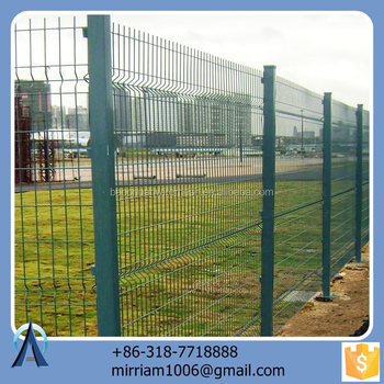 Made in China hot sale Hot dip europe welded wire mesh / 3d road europe welded wire mesh / welded europe welded wire mesh