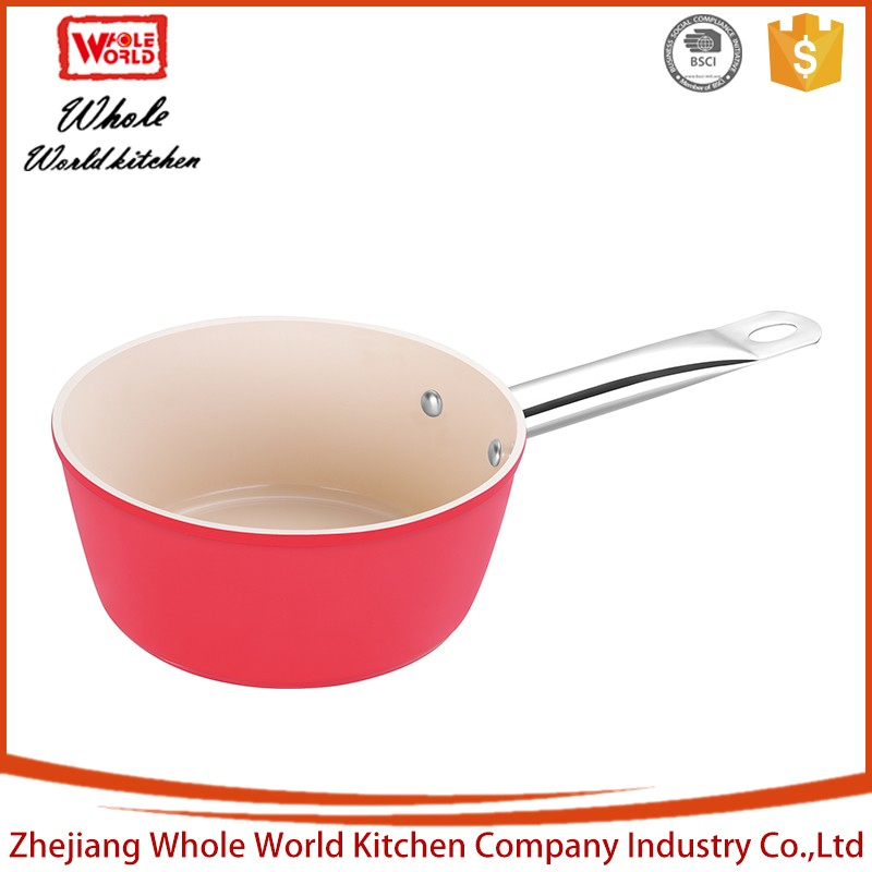 china new design commercial hot table aluminum pot kitchenware