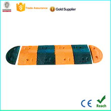 350*250*50mm rubber traffic speed breaker/Traffic calming