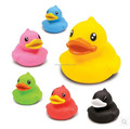 Custom vinyl squeaky toys,OEM plastic vinyl duck baby toys, Custom plastic vinyl yellow duck toy for baby