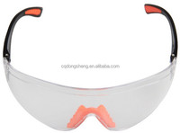 Industrial safety goggles,clear protective eyewear,light-weight safety specs with CE EN166 & ANSI Z87