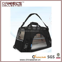 New style hot sale promotion mesh convenient pet carrier bag