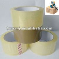 Water based acrylic 48mm transparent duct tape manufacturer