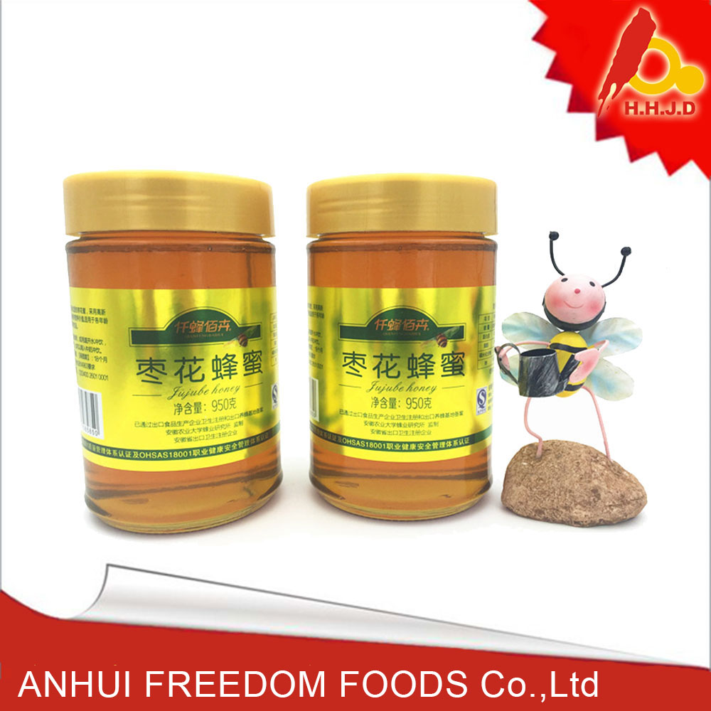 high quality Chinese date honey from natural honey market
