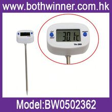 Steak thermometer ,h0tPP digital refrigerator thermometer for sale
