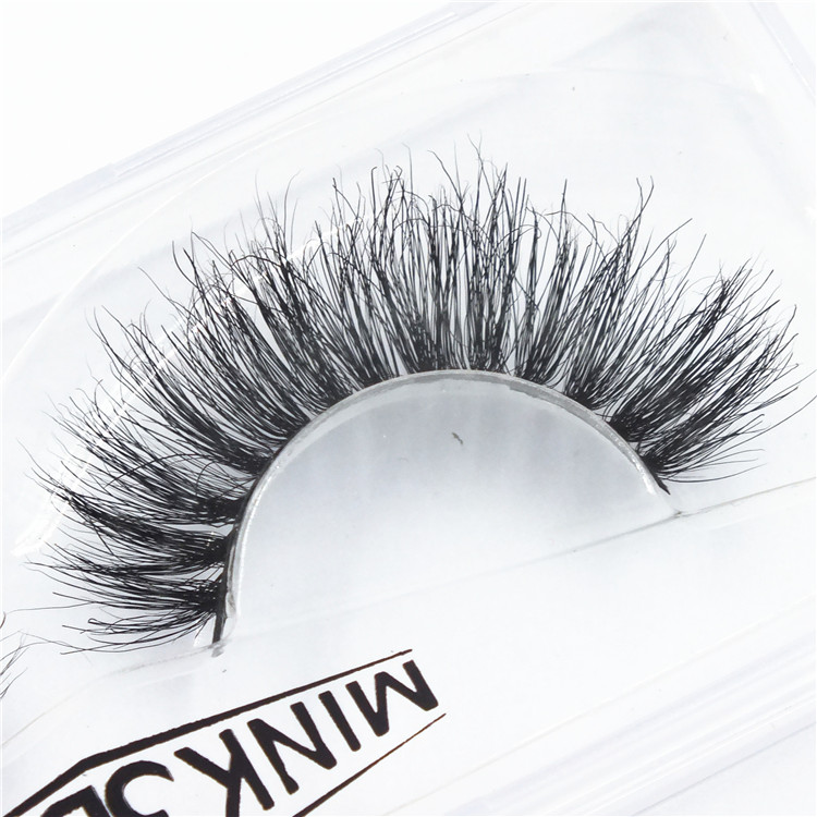 hand made premium hair 3D mink strip eyelashes
