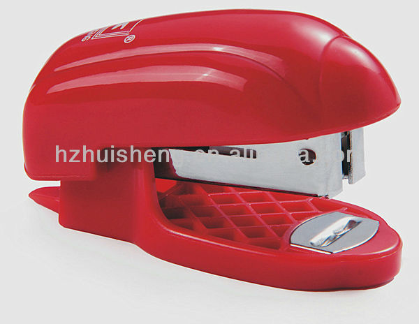 2013 promotional gift of mini colorful cute stapler HS120-10