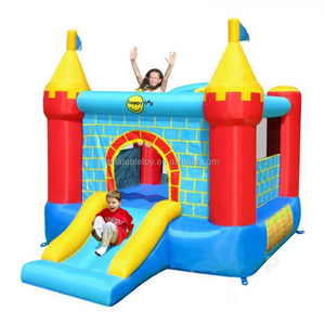 Residential inflatable bouncy castle for kids/inflatable bouncer