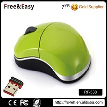 Perfect pretty 2.4Ghz wholesale deluxe wireless mouse