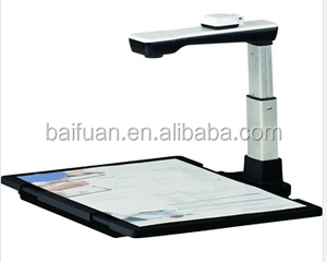 5M pixels 8M pixels Classroom Book Camera Standing USB Document Scanner with High Definition
